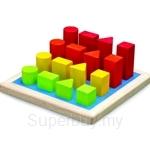 Wonderworld Toys Geo Shape Sorter