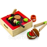 Wonderworld Toys BBQ Picnic Set
