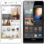 Huawei Ascend Smart Phone - P6 (Huawei Warranty)