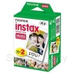 Fujifilm Instax Mini Film Twin Pack(20 pieces)