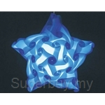 Green Elements Celling Bluish Star Lampshades