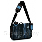 Allerhand Messenger Bag - BOO PRINT EDITION Collection -Shadow