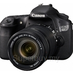 Canon EOS 60D Kit II EFs18-135IS Digital SLR Camera