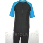 Al Ikhwah Men and Kids Full Cover Swimsuit (Baju Renang Muslim)