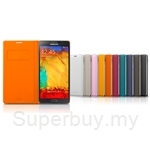 Samsung Leather Flip Wallet for Galaxy Note 3