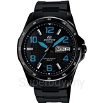 Black Friday 2013 Best Buy Deals | Casio Edifice Large Easy-to-read Arabic Numerals Watch for Him EF-132PB-1A2