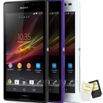 Sony Xperia C -C2305 Quad Core 1.2 GHz [4GB] Dual SIM