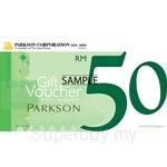 Parkson Gift Voucher RM50