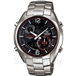 Casio Edifice: Magetic Resistant, Analog-Digital Watch - ERA-100D-1A4V July 2013 Model