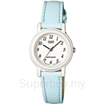 Casio Standard Analog: Ladies Quartz Leather Watch - LQ-139L-2BD August 2013 Model
