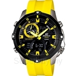 Casio Edifice: Advanced Marine Analog Digital Watch - EMA-100B-1A9V August 2013 Model