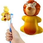 Flipper Fun Animal Lion Toothbrush Holder - EE-1330L