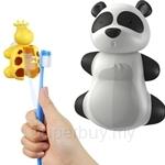 Flipper Fun Animal Panda Toothbrush Holder - EE-1330PD