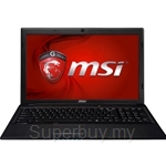 MSI 15.6 inch Notebook i5 Windows 8 - GP60-20D-259MY (MSI Warranty)