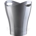 Umbra Garbino Waste Can Silver - 82857560