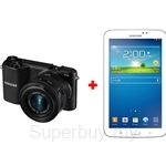 Samsung NX2000 Camera and Galaxy Tab 3.0 8GB Wifi (Samsung Warranty)