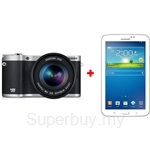 Samsung NX300 Camera and Galaxy Tab 3.0 8GB Wifi (Samsung Warranty)