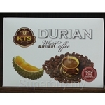 KTS Durian White Coffee (Original 3 in 1) 30g x 12's