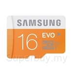 Samsung Plus 16GB Micro SD Class 10 with Adapter - MB-MPAGCA-CN
