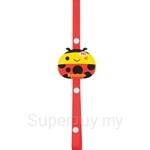 Naforye Toys Holder Strip-Ladybug - 99660