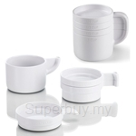 Umbra Cuppa Measuring Cup Set White - 330675660