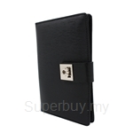 RVB Leather Passport Holder - W036