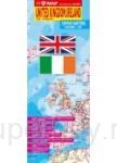 英國.愛爾蘭地圖