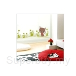 IR Animal Wall Deco Sticker - Little Kitten (70cmx50cm)