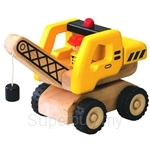 Wonderworld Toys Mini Crane