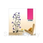 IR Flower & Plant Wall Deco Sticker - Falcon Claw Flower (50cmx70cm)