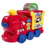 vtech Preschool Treach & Travel Animal Train - TTVTF64303
