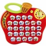 vtech Preschool Alphabet Apple BB - TTVTF101003