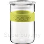 Bodum Presso Storage Jar 0.6L 20 oz Lime Green - 11129-565