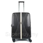 Travo 24 Inch Dark Angel Hard Case Trolley Luggage