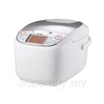 Elba Microcomputer Rice Cooker - ERC-B1886WH