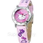 Hello Kitty Quartz Watch - HKFR-053-10B