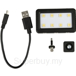 JJC Video LED Light - LED-8
