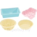 Fackelmann Zenker Mini Baking Moulds Bag - 5246881