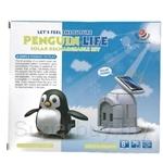 Kids Station Solar Rechargeable Kit Penguin Life - IQ2119