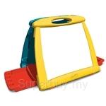 Grow N Up Crayola Art-To-Go Table Easel - BBGNU5074