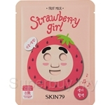 Skin79 Fruit Mask Strawberry Girl (10Pcs/1Box)