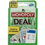 MONOPOLY Deal Card Game - B0965