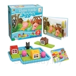 Smart Games Three Little Piggies Deluxe - 5414301518754