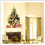 IR Christmas Wall Deco Sticker - Chrismas Tree (70cmx100cm)