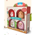 [Christmas Edition] Flipper 4 in 1 Value Pack Onolulu Toothbrush Holder