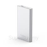 Yoobao Dual Inputs Li-Polymer Power Bank 10000mAh Silver - PL10