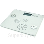 INEXHEALTH 1.7 cm Ultra Slim Body Fat/Hydration Monitor Scale - EF961-S32