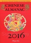 Peter So Chinese Almanac 2016