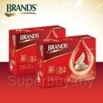 BRAND'S® Bird's Nest Rock Sugar Twin Pack (2 x 6's) - 12 Bottles x 70gm
