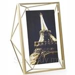 Umbra Prisma Frame 5x7 Matte Brass - 313015221